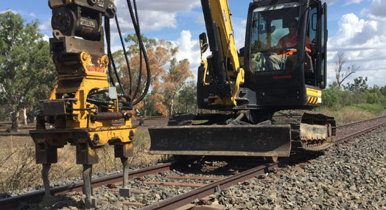 CAMS Dubbo Railway Work